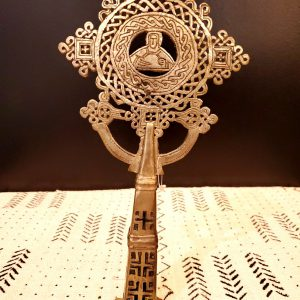 Small Ethiopian Coptic Cross-