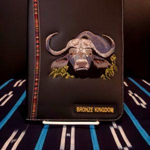 BK Water buffalo leather notebook