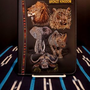Big five BK Leather notebook