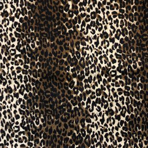 Animal Pattern Fabric-