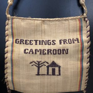 Cameroon Straw Bag