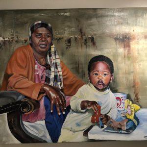 Baby Sitter- Benele Njadayi