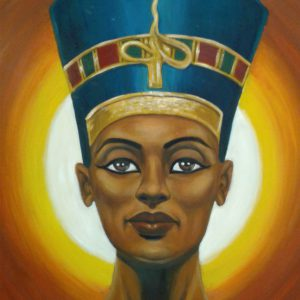 Queen Nefertiri