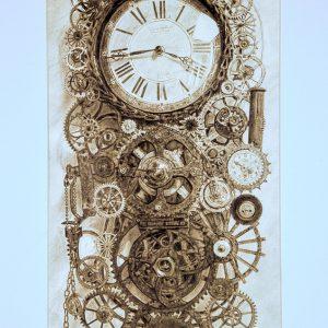 Nonsense Clock