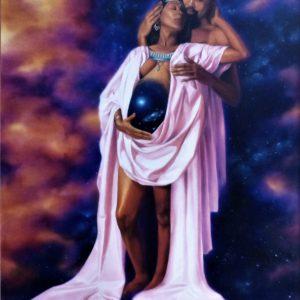 Divine Mother Goddess