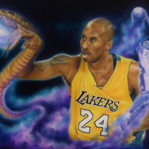 Salute to Black Mamba